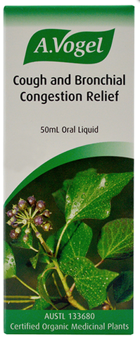 Cough & Bronchial chest congestion relief