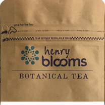 Henry Blooms Ginger Root Tea (Cut) 150g