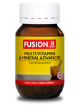 Fusion Health- Multi Vitamin & Mineral Advanced 30T