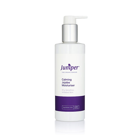 Juniper Calming Jojoba Moisturiser 250ml