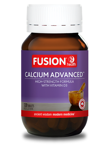 Fusion Health- Calcium Advanced 120T