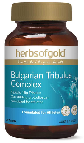 Herbs of Gold Bulgarian Tribulus Complex 30T