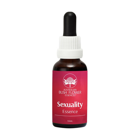 Australian Bush Flower Essences Sexuality 30ml