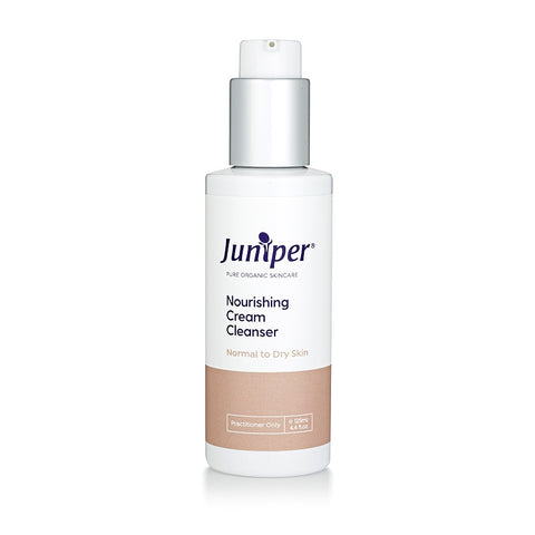 Juniper Nourishing Cream Cleanser 125ml