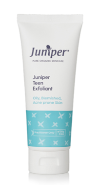 Juniper Teen Exfoliant 100g