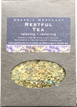 Organic Merchant Restful Tea Satchel Box 40g