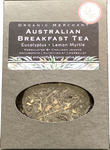 Organic Merchant Australian Breakfast Tea Satchel Box 70g