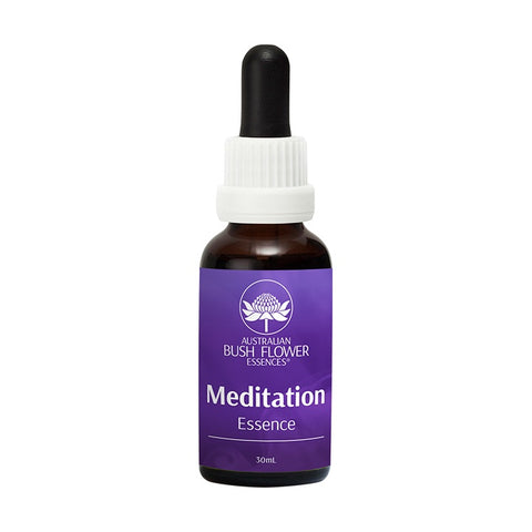 Australian Bush Flower Essences Meditation 30ml