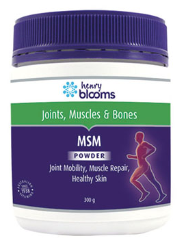 Blooms MSM Powder 300gm