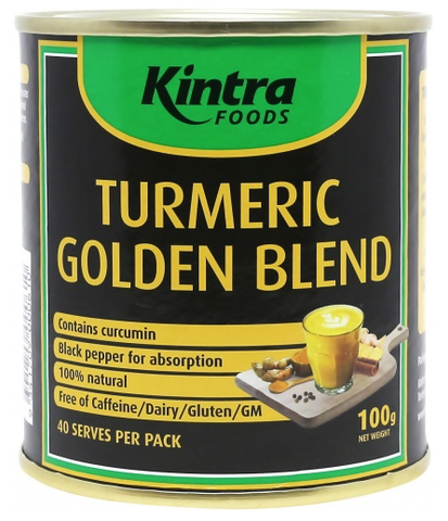 Kintra Turmeric Golden Blend Powder 100g