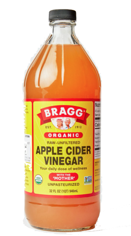 Bragg  Apple Cider Vinegar With The Mother 946ml