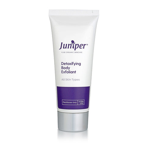 Juniper Detoxifying Body Exfoliant 100g
