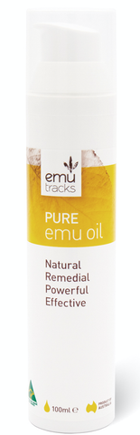 Emu Tracks Pure Emu Oil 100ml