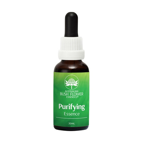 Australian Bush Flower Essences Purifying 30ml
