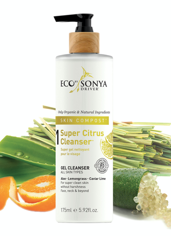 Eco Tan Super Citrus Cleanser 245ml