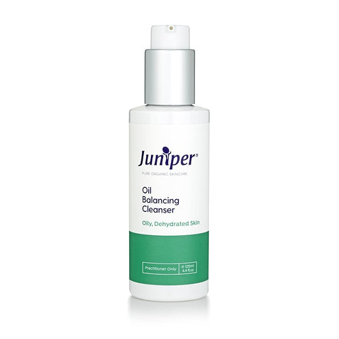 Juniper Oil Balancing Cleanser 125ml