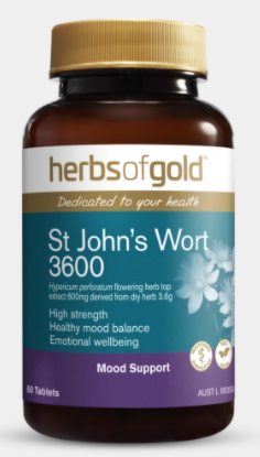 Herbs Of Gold St Johns Wort 60T