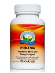 Nature's Sunshine Withania 355mg 100C