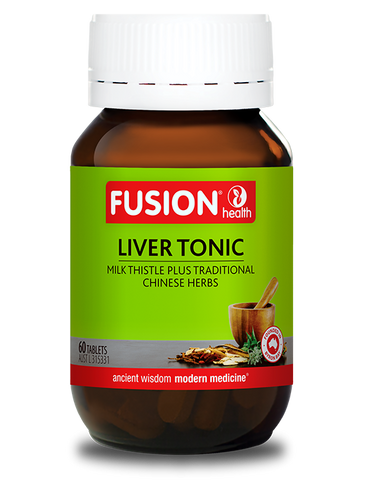 Fusion Health- Liver Tonic 60T