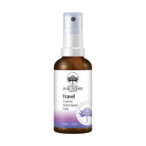Australian Bush Flower Essences Travel Mist 50ml
