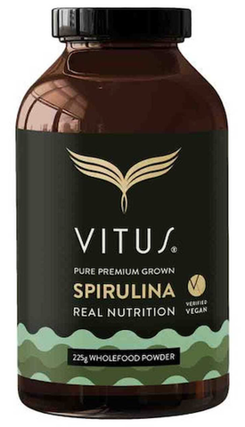 Vitus Spirulina Powder 225gm