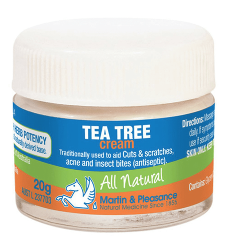 Martin & Pleasance Tea Tree Cream 20g