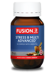 Fusion Health- Stress B Multi Advanced 30T