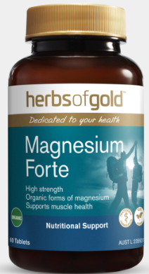 Herbs of Gold Magnesium Forte 60T