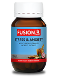 Fusion Health- Stress and Anxiety 60T