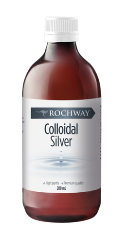 Rochway Colloidal Silver 200ml
