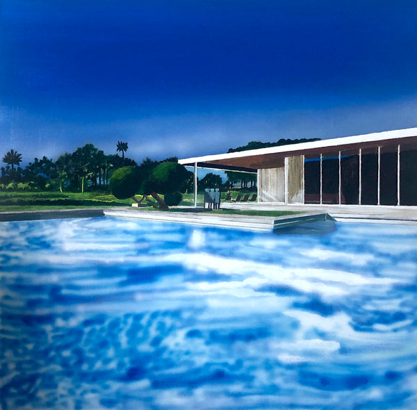 Neutra Swimming Pool, 2020