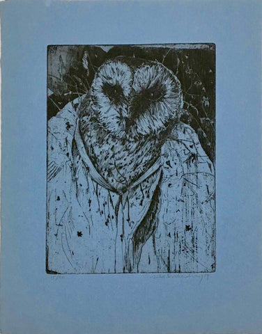 Untitled (Owl)