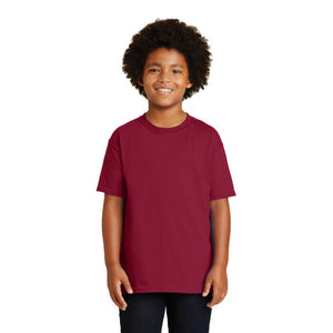 Gildan® - Youth Ultra Cotton® 100% Cotton T-Shirt - 2000B