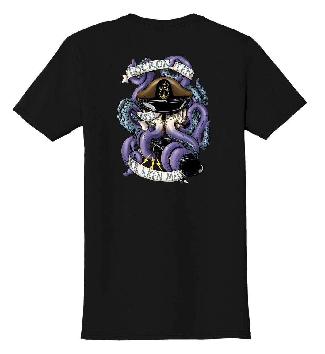 TOCRON TEN CPO Mess T-shirt