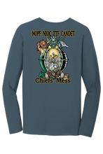 Load image into Gallery viewer, NOPF NIOC TTF CANDET CPOA Long Sleeve Cotton T-shirt