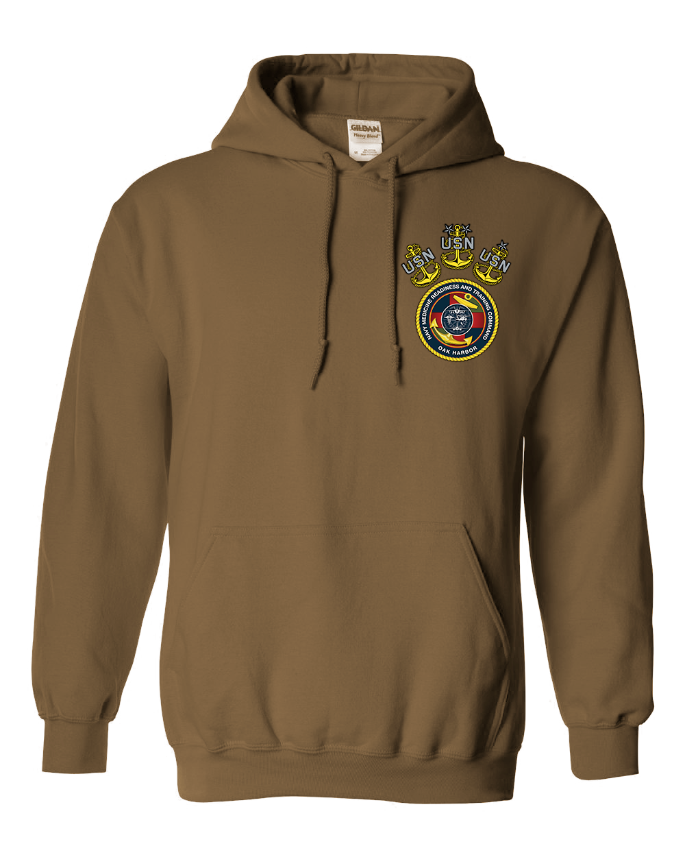 NMRTC Oak Harbor Rothco Concealed Carry Hoodie