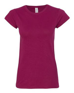 Gildan - Softstyle® Women's T-Shirt - 64000L