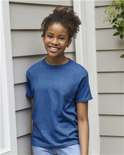 Load image into Gallery viewer, Gildan - DryBlend® Youth T-Shirt - 8000B