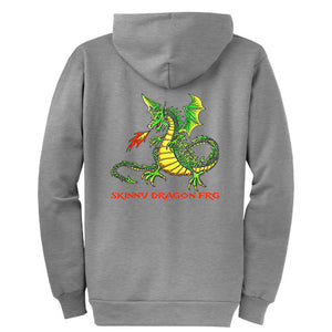 Skinny Dragon FRG Zip up Hoodie