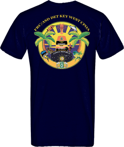 FRC/ASD Key West CPOA 100% Polyester Performance T-shirt