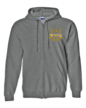 Load image into Gallery viewer, NOPF NIOC TTF CANDET CPOA Zip Up Hoodie