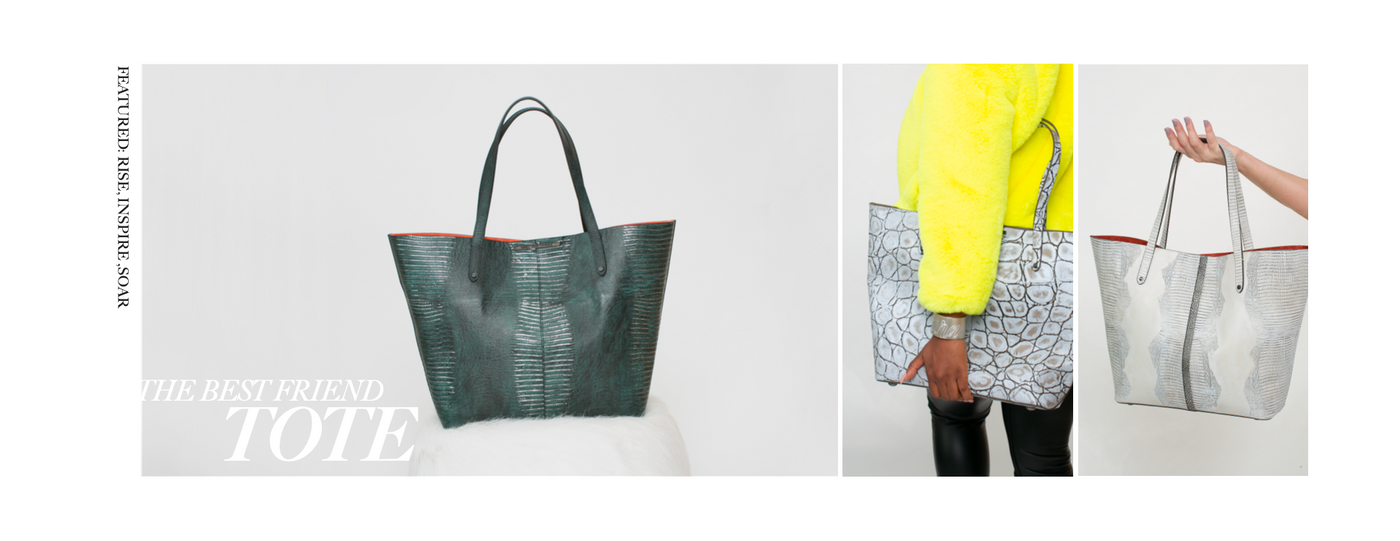 Wren & Roch Spring/Summer '20 Look Book - the Best Friend tote