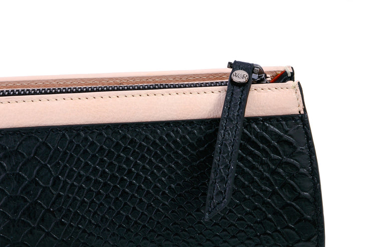 Wren & Roch Street Smart Clutch - Star Light zipper