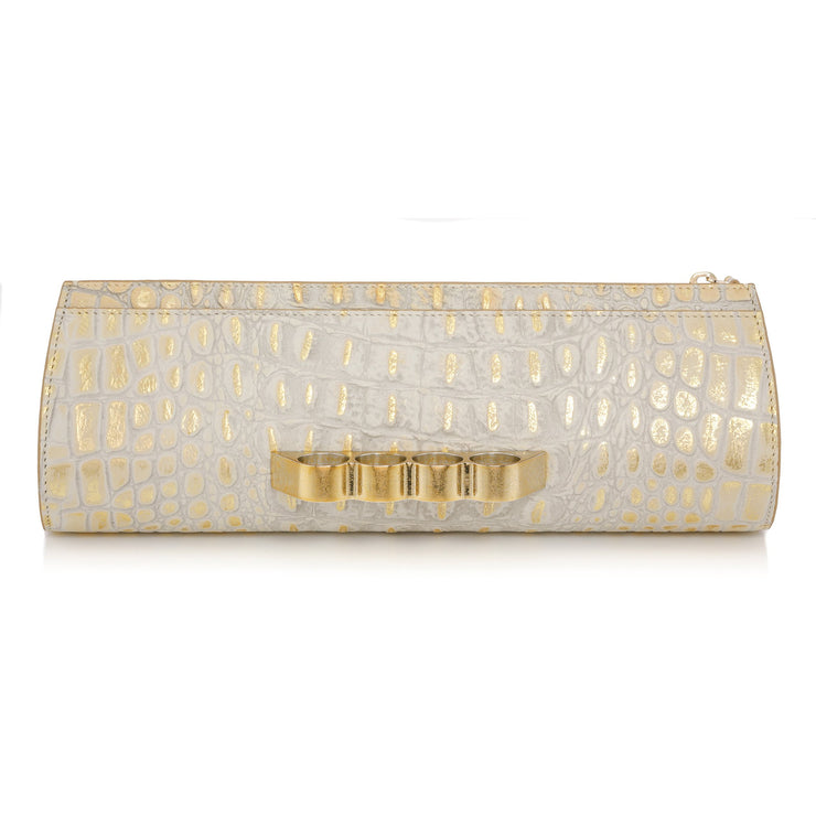 Wren & Roch Street Smart Clutch - Sun Kissed front view