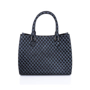 Wren & Roch Amazing Grace Handbag - Quilted Queen front view