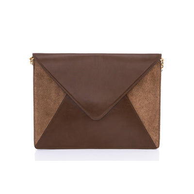 Wren & Roch Love Note Clutch - Kindred Spirit front view