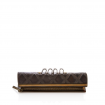 Wren & Roch Street Smart Clutch - Night Out top view