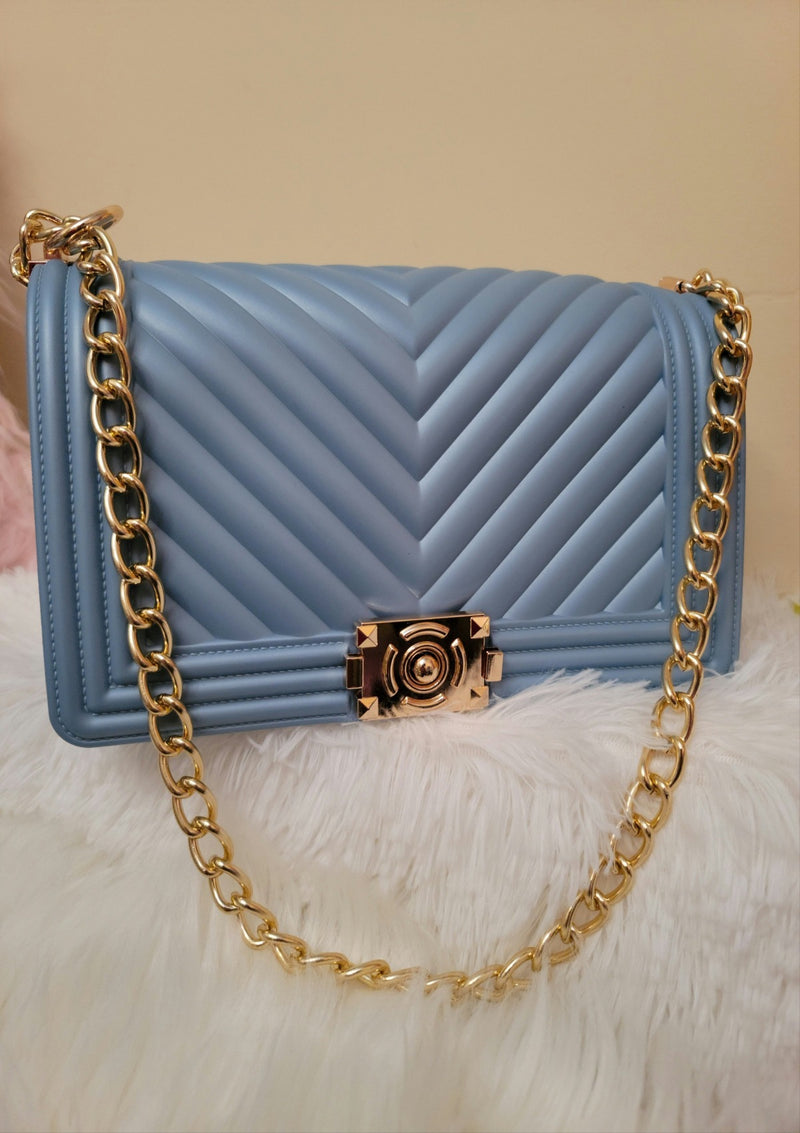 Feeling Good Jelly Crossbody Bag - GlamLusH Boutique