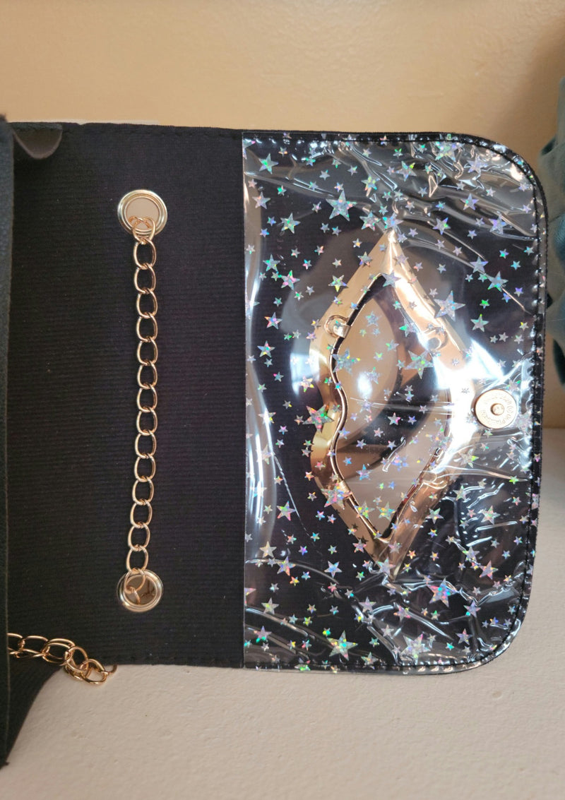 Lust Lips Crossbody Bag - GlamLusH Boutique
