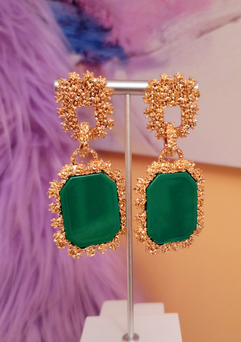 Goddess Drop Earrings - GlamLusH Boutique